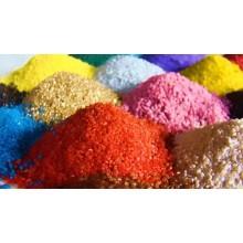 Цветной кварцевый песок